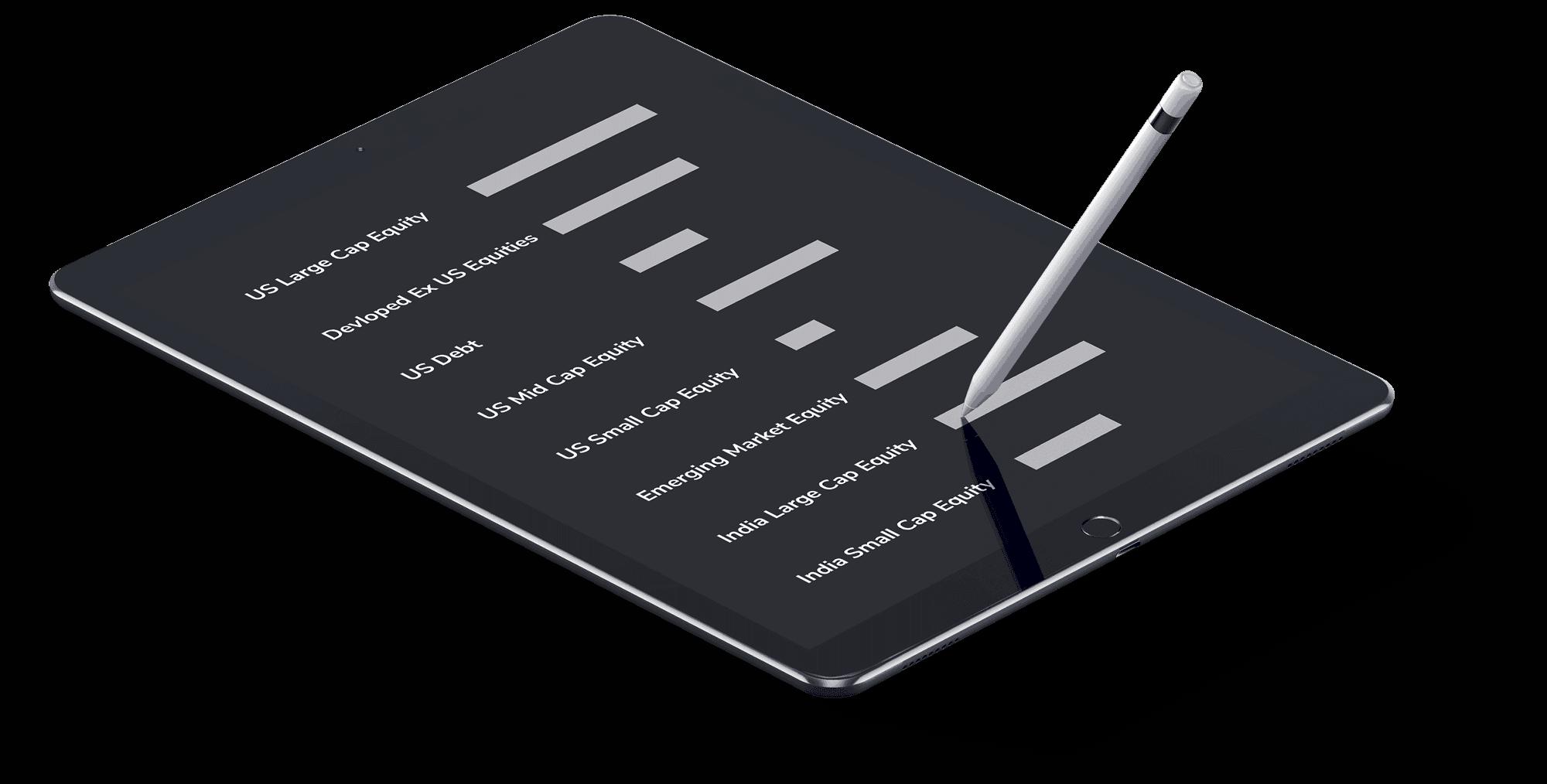 2. Hemista will recommend portfolio options